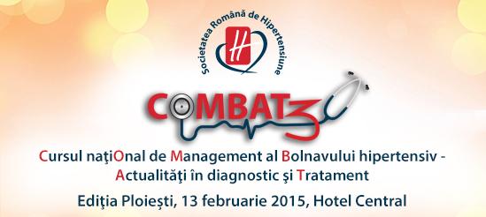 Primul curs COMBAT din seria COMBAT 3 – 2015