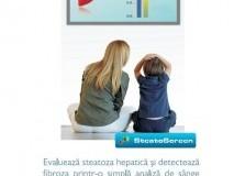 SteatoScreen –depistarea precoce neinvazivă a riscului de ciroză și a steatozei în populația generală
