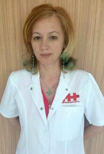 Dr. Grigoriu Liliana Medic specialist pneumolog Metropolitan Hospital