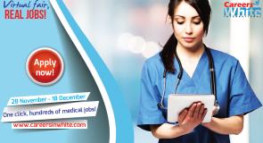 Careers in White, Targul Virtual de Job-uri pentru medici