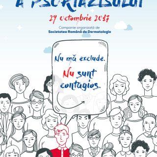 Ziua Mondiala a Psoriazisului – 29 octombrie