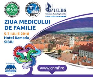 """Conferinţa Naţională """"Ziua Medicului de Familie"""""""
