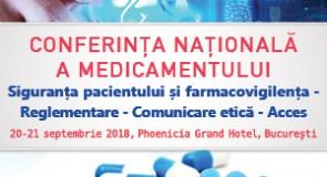 Siguranța pacientului și farmacovigilența