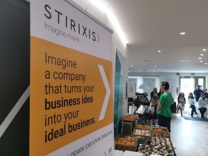 "STIRIXIS premiul ""Best in the World Public Service Interior Design Award"""
