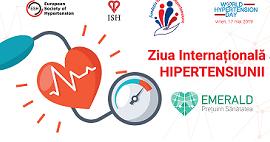 Testari gratuite de ziua Mondială a Hipertensiunii Arteriale