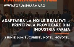 Sorina Pintea, Ministrul Sănătății, speaker la Forumul Industriei Farmaceutice, ediția 2019