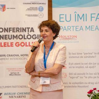 Conferința de pneumologie Zilele Golli 2019 – Atitudine, colegialitate, onestitate