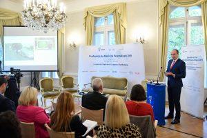 """Săptămâna Europeană a Biotehnologiei, marcată la București prin Conferința de Medicină Personalizată:  """"Inovația este în genele noastre"""""""