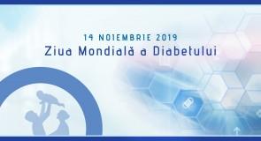 Ziua Mondială a Diabetului – 14 Noiembrie  Mesajul Federației Române de Diabet, Nutriție și Boli Metabolice