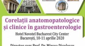 Corelații Anatomopatologice și Clinice în Gastroenterologie