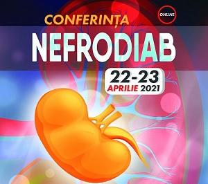 Incepe  o nouă ediţie ONLINE a Conferinţei Naţionale NefroDiab!