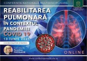 REABILITAREA PULMONARĂ ÎN CONTEXTUL PANDEMIEI COVID-19