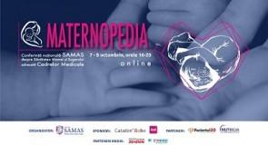 Asociatia SAMAS va invita la conferinta MATERNOPEDIA 2021