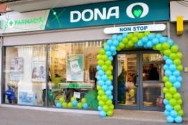 6 farmacii DONA din București vor avea program non-stop de 1 mai