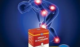Omega 3 + Glucosamine & Chondroitin: combinația câștigătoare!