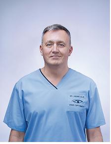Dr.Andrei FILIP Medic Primar Oftalmolog Doctor in Stiinte Medicale www.lasek.ro