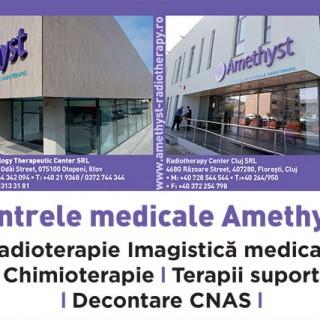 Conceptul Amethyst – excelenţă în tratamentul oncologic