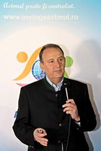 prof. dr. florin mihaltan, presedintele societatii romane de pneumoloie (2)