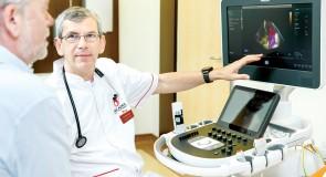 Noi tehnici ecocardiografice, la Arcadia