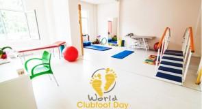 Ziua internațională a patologiei piciorului varus-equin- World ClubfootDay