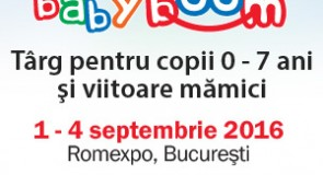 Baby Boom Show- 1-4 septembrie