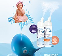 Marimer  – Transformă nasul înfundat al bebelușului într-o joacă de copii și părinţi!