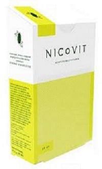 Nicovit un preparat de multivitamine bogat în antioxidanți