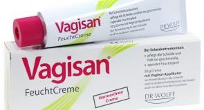 Vagisan împotriva uscăciunii vaginale