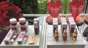 KORRES WILD ROSE se lansează oficial pe piața din România