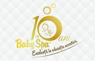 Baby Spa 10 ani de excelență în educaţie acvatică