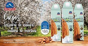 Olympus introduce în portofoliul de produse Carpos 100% vegetal