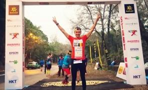 Vlad Crisan-Pop alearga la 6633 Arctic Ultra pentru Magicamp