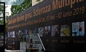 """""""Când ușor devine greu. Scleroza Multiplă""""- un proiect în premieră în România"""
