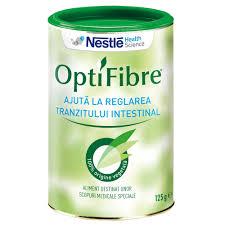 OptiFibre® in prevenirea constipatiei