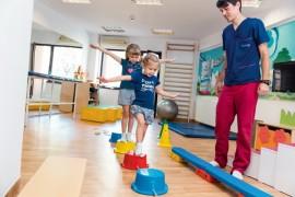 Statica vertebrală la vârsta de 3-6 ani