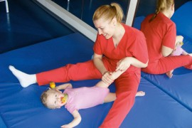 Creşterea imunității şi profilaxia la copii prin educație acvatică
