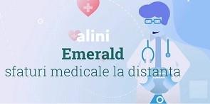 Centrul Medical Emerald, mai aproape de pacienți prin aplicația ALINI