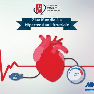 Hipertensiunea arterială în vremea pandemiei cu COVID-19