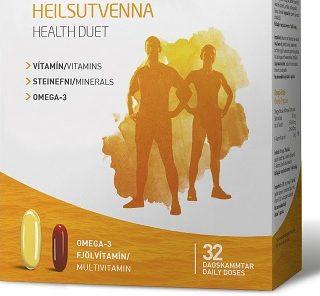 Health Duet -Un regim alimentar sănătos când ești pe fugă