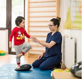 Importanta terapiei prin sport la copiii cu nevoi speciale