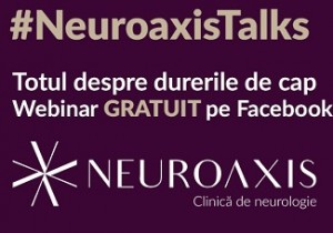 Neuroaxis lansează Neuroaxis Talks