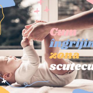 Cum ingrijim pielea iritata a bebelusului – Liniderm – liniment Oleo-calcaros