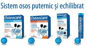 Osteocare – Sistem osos puternic la orice vârstă