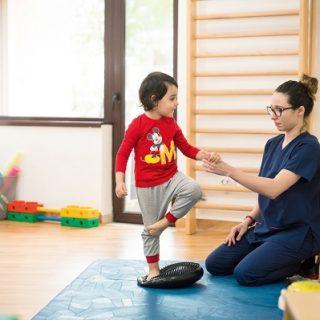 Importanța terapiei prin sport la copiii cu nevoi speciale