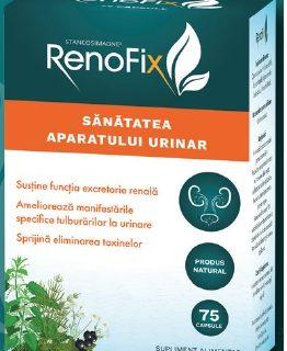 Renofix – alimentația recomandată dacăai calculi renali