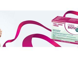 OMNIBIOTIC 10 – Află beneficiile administrării unui probiotic de clasă!