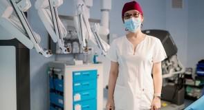 Chirurgia robotică este acel pas înainte în chirurgia cancerului de col uterin