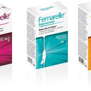 Femarelle®Rejuvenate  aliatul care ameliorează simptomele la menopauză!