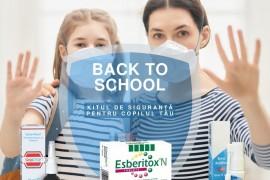 Kitul de siguranta pentru copilul tau – Back to school