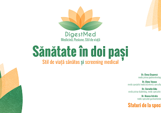 eBook gratuit pentru prevenția și lupta împotriva cancerelor digestive